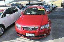 2007 Holden Calais VE V Maroon 5 Speed Automatic Sedan Mitchell Gungahlin Area Preview