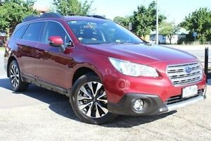 2016 Subaru Outback B6A MY16 2.5i CVT AWD Red 6 Speed Constant Variable Wagon Berwick Casey Area Preview