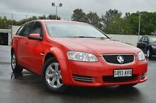 2012 Holden Commodore VE II MY12.5 Omega Sportwagon Red Hot 6 Speed Sports Automatic Wagon Nailsworth Prospect Area Preview