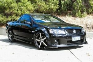2010 Holden Ute VE MY10 SS V Black 6 Speed Sports Automatic Utility Glendalough Stirling Area Preview