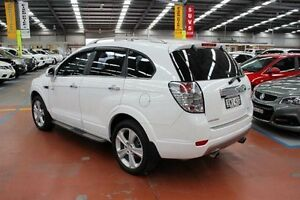 2011 Holden Captiva CG Series II 7 AWD LX White 6 Speed Sports Automatic Wagon Maryville Newcastle Area Preview