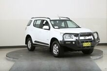 2012 Holden Colorado 7 RG LT (4x4) White 6 Speed Automatic Wagon Smithfield Parramatta Area Preview