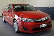 2013 Toyota Camry AVV50R Hybrid H Red 1 Speed Constant Variable Sedan Hybrid Prospect Prospect Area Preview