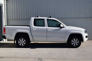 2012 Volkswagen Amarok 2H MY12.5 TDI420 Trendline (4x4) White 8 Speed Automatic Dual Cab Utility South Maitland Maitland Area Preview