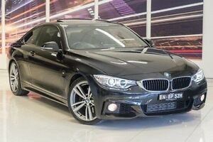 2013 BMW 435i F32 Black 8 Speed Sports Automatic Coupe Blacktown Blacktown Area Preview