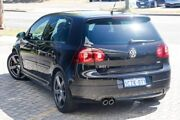 2008 Volkswagen Golf V MY09 GTI DSG Pirelli Black 6 Speed Sports Automatic Dual Clutch Hatchback St James Victoria Park Area Preview