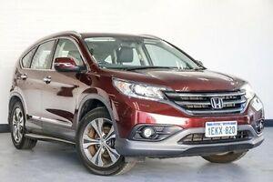 2014 Honda CR-V RM MY15 VTi-L 4WD 5 Speed Sports Automatic Wagon Victoria Park Victoria Park Area Preview