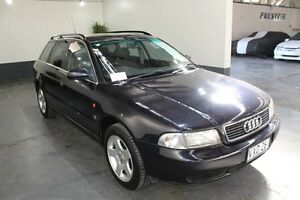 1996 Audi A4 2.6 Avant Blue 5 Speed Automatic Wagon Pennington Charles Sturt Area Preview