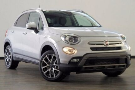 2017 Fiat 500X 334 Cross Plus AWD Grey 9 Speed Sports Automatic Wagon Myaree Melville Area Preview
