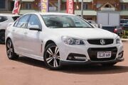 2014 Holden Commodore VF MY14 SS Storm White 6 Speed Sports Automatic Sedan East Rockingham Rockingham Area Preview