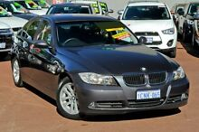2007 BMW 320i E90 Steptronic Grey 6 Speed Automatic Sedan Cannington Canning Area Preview