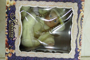 """Bennie"" Limited Edition Porcelain Doll - Musical, Original Box"