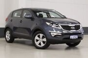 2013 Kia Sportage SL MY13 SI (FWD) Blue 5 Speed Manual Wagon Bentley Canning Area Preview