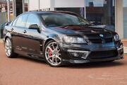 2010 Holden Special Vehicles Clubsport E Series 3 R8 Black 6 Speed Sports Automatic Sedan Westminster Stirling Area Preview