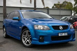 2011 Holden Commodore VE II SV6 Voodoo 6 Speed Automatic Sportswagon Oakleigh Monash Area Preview
