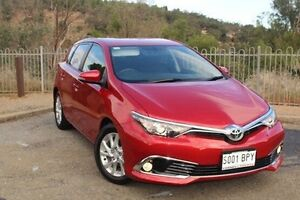 2015 Toyota Corolla ZRE182R Ascent S-CVT Red 7 Speed Constant Variable Hatchback Hawthorn Mitcham Area Preview