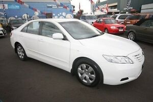 2006 Toyota Camry ACV40R Altise White 5 Speed Automatic Sedan Kingsville Maribyrnong Area Preview