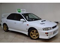 SUBARU IMPREZA Impreza 2.0 WRX STi V6 5 DOOR (white) 1999