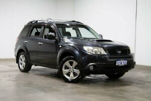 2010 Subaru Forester S3 MY10 XT AWD Premium Grey 4 Speed Sports Automatic Wagon Welshpool Canning Area Preview