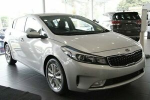 2016 Kia Cerato YD MY17 SI Silver 6 Speed Sports Automatic Hatchback Christies Beach Morphett Vale Area Preview
