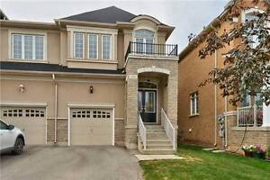 3-bdrm finished bsmt semi-detached for rent in Joshua Creek