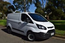 2013 Ford Transit VM MY13 280 Low Roof SWB White 6 Speed Manual Van St Marys Mitcham Area Preview