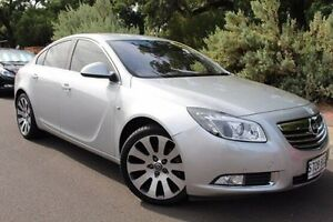2012 Opel Insignia IN Select Silver 6 Speed Sports Automatic Sedan Thebarton West Torrens Area Preview