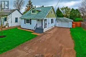 Great home centrally located on large lot
