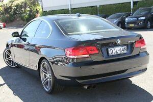 2009 BMW 323I E92 MY09 Steptronic Black 6 Speed Steptronic Coupe Zetland Inner Sydney Preview