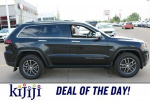 2014 Jeep Grand Cherokee AWD LIMITED Leather,  A/C,
