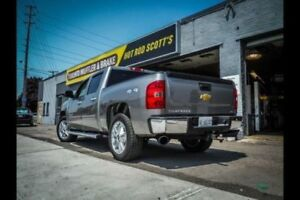 Chevy Silverado Flowmaster or Magnaflow Exhaust Systems