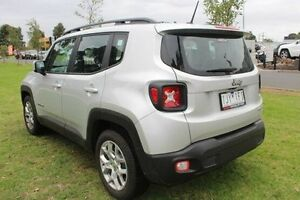 2016 Jeep Renegade BU MY16 Longitude DDCT Silver 6 Speed Sports Automatic Dual Clutch Hatchback Hallam Casey Area Preview