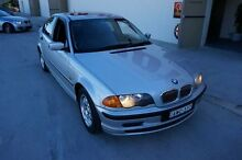 1999 BMW 318I E46 Silver 4 Speed Auto Steptronic Sedan Milperra Bankstown Area Preview