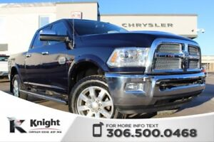 2015 Ram 3500 Longhorn - Heated/Cooled Leather Seats - Remote St