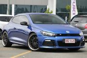 2012 Volkswagen Scirocco 1S MY13 R Coupe DSG Blue 6 Speed Sports Automatic Dual Clutch Hatchback Nundah Brisbane North East Preview