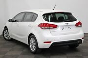 2016 Kia Cerato YD MY16 S Premium White 6 Speed Sports Automatic Hatchback Seven Hills Blacktown Area Preview