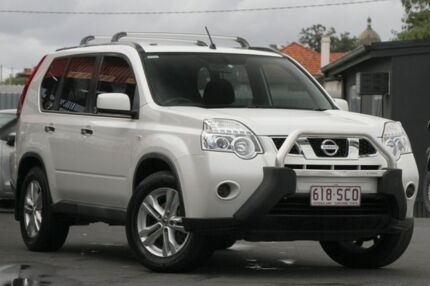 2012 Nissan X-Trail T31 Series IV ST White 6 Speed Manual Wagon Wavell Heights Brisbane North East Preview