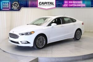 2017 Ford Fusion SE AWD * Leather-Sunroof-Navigation*