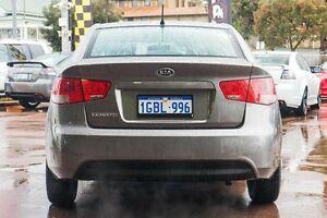 2012 Kia Cerato TD MY12 SI Silver 6 Speed Manual Sedan Northbridge Perth City Area Preview