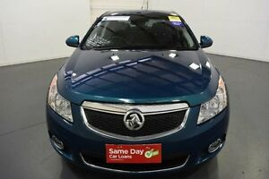 2012 Holden Cruze JH MY12 CDX Blue 6 Speed Automatic Sedan Moorabbin Kingston Area Preview