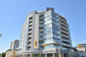 PRICE REDUCED! Beautiful condo with heated underground parking!