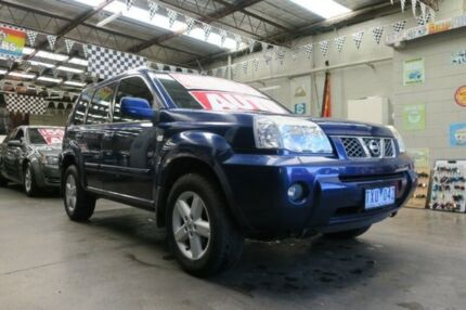 2003 Nissan X-Trail T30 TI (4x4) 4 Speed Automatic Wagon Mordialloc Kingston Area Preview