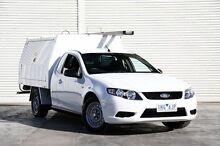 2010 Ford Falcon FG Ute Super Cab White 5 Speed Sports Automatic Utility Frankston Frankston Area Preview