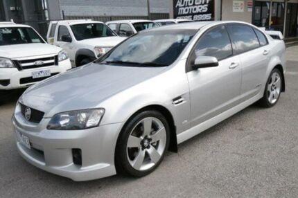 2007 Holden Commodore VE SS V Silver 6 Speed Auto Seq Sportshift Sedan Cheltenham Kingston Area Preview