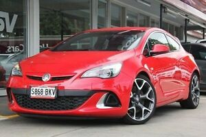 2014 Holden Astra PJ MY15.5 VXR Red 6 Speed Manual Hatchback Somerton Park Holdfast Bay Preview