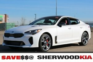 2019 Kia Stinger AWD GT LIMITED NAPPA LEATHER SEATS, 360 DEGREE