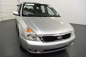 2013 Kia Grand Carnival VQ MY13 S Silver 6 Speed Automatic Wagon Moorabbin Kingston Area Preview