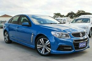 2014 Holden Commodore VF MY14 SS Blue 6 Speed Sports Automatic Sedan Craigieburn Hume Area Preview