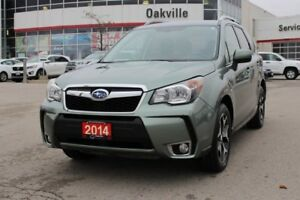 2014 Subaru Forester XT Premium w/ Bluetooth & Moonroof