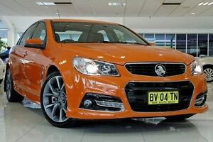 2013 Holden Commodore VF MY14 SS V Orange 6 Speed Sports Automatic Sedan Dandenong Greater Dandenong Preview